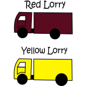 Red Lorry Yellow Lorry