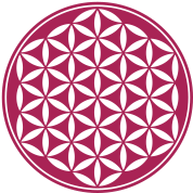 Flower of Life - Vector - 03, 1c, sacred geometry, energy, symbol, powerful, healing, protection,