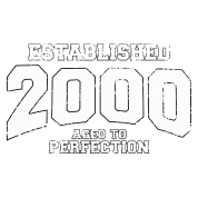 established 2000 - aged to perfection (uk)