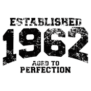 established 1962 - aged to perfection(uk)