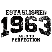 established 1963 - aged to perfection(uk)