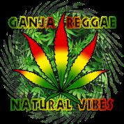 ganja reggae natural vibes