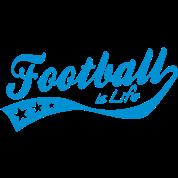 football is life - retro