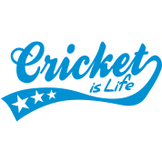 cricket is life - retro