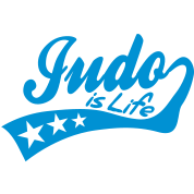 judo is life - retro