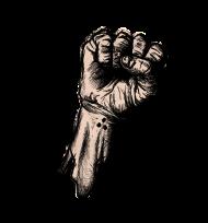 T-Shirt awake! Punk's not dead, just living dead<br />imprimer sur un tee shirt