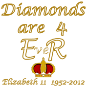 diamonds are 4 ER jubilee 1952_2012