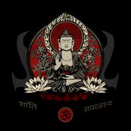 T-Shirt Siddharta Gautama Bouddha<br />imprimer sur un tee shirt