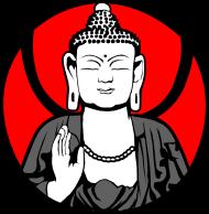 T-Shirt Gautama Bouddha Logo<br />imprimer sur un tee shirt