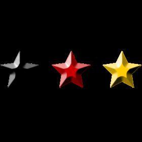 Deutschland drei 3 Sterne auf dein T-Shirt