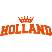 holland met kroon