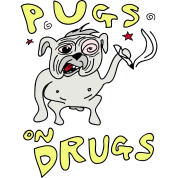Pugs on Drugs