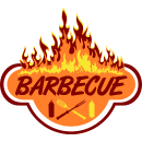 Tee shirts Barbecue