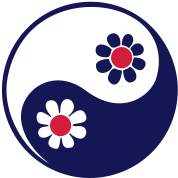 YING YANG, 2c, Taoist symbol, symbol of perfect balance, ancient chinese symbol /