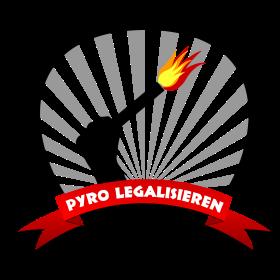 Pyrotechnik legalisieren auf dein T-Shirt
