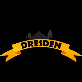 Dresden Wahrzeichen auf dein T-Shirt