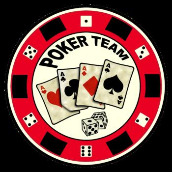 T-Shirt poker team design 6<br />imprimer sur un tee shirt
