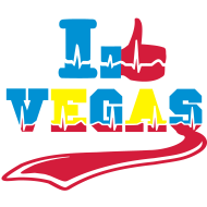 Design ~ I Like Vegas Heart Beat Pop Art