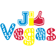 Design ~ j'like J'aime Vegas Dollar Pop Art