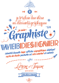 Motif Graphiste webdesigner