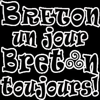 T-Shirt breton toujours<br />imprimer sur un tee shirt