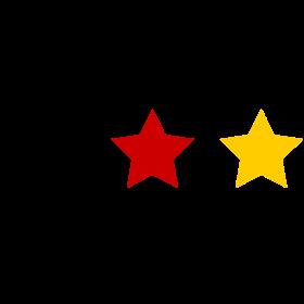 Deutschlands 3 Sterne auf dein T-Shirt