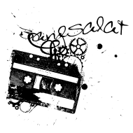 Kassette mit Bandsalat
