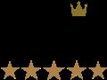 Motif Chef 5 étoiles