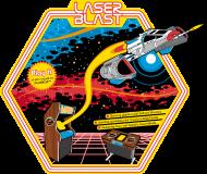 T-Shirt Laser Blast<br />imprimer sur un tee shirt