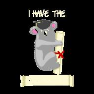 T-Shirt cartoon koala<br />imprimer sur un tee shirt