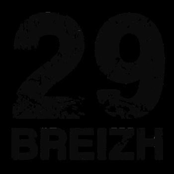 T-Shirt 29 Breizh Bretagne<br />imprimer sur un tee shirt