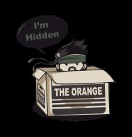 T-Shirt I'm Hidden<br />imprimer sur un tee shirt