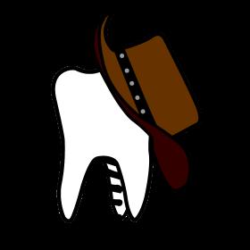 Django Zahnarzt auf dein T-Shirt
