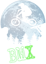 T-Shirt BMX files<br />imprimer sur un tee shirt