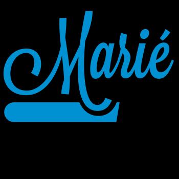 T-Shirt Marié loading<br />imprimer sur un tee shirt