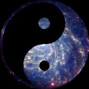 Cosmic Yin Yang