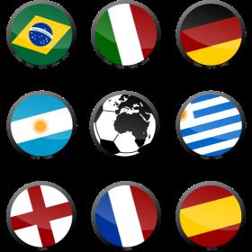 Fußball Weltmeister Titel auf dein T-Shirt