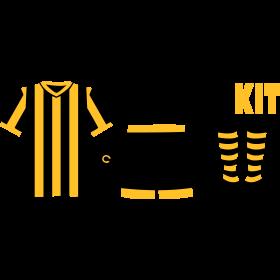 Soccer Kit auf dein T-Shirt