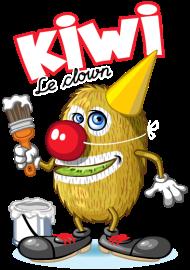T-Shirt Kiwi le clown<br />imprimer sur un tee shirt