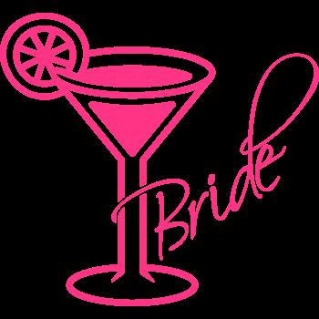 T-Shirt Bride Cocktail<br />imprimer sur un tee shirt