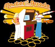 T-Shirt Master of the Arcade<br />imprimer sur un tee shirt