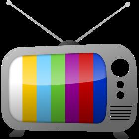 Testbild im TV auf dein T-Shirt