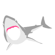 T-Shirt Je suis un requin!<br />imprimer sur un tee shirt