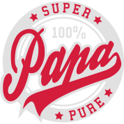 100 procent PURE SUPER PAPA 2C