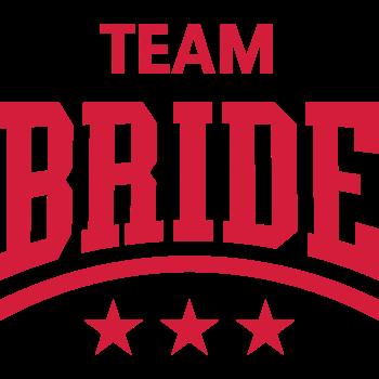T-Shirt Team Bride (Stars)<br />imprimer sur un tee shirt