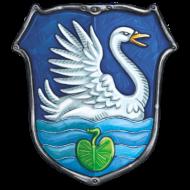 Wappen Blau