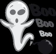 T-Shirt fantome boo<br />imprimer sur un tee shirt