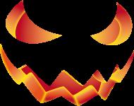 T-Shirt Halloween Citrouille qui fait peur<br />imprimer sur un tee shirt