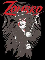 T-Shirt Zombro<br />imprimer sur un tee shirt
