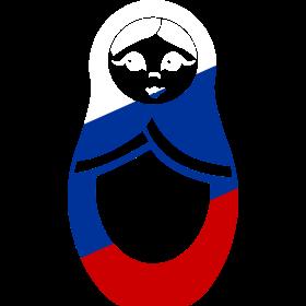 Russische Matroschka auf dein T-Shirt